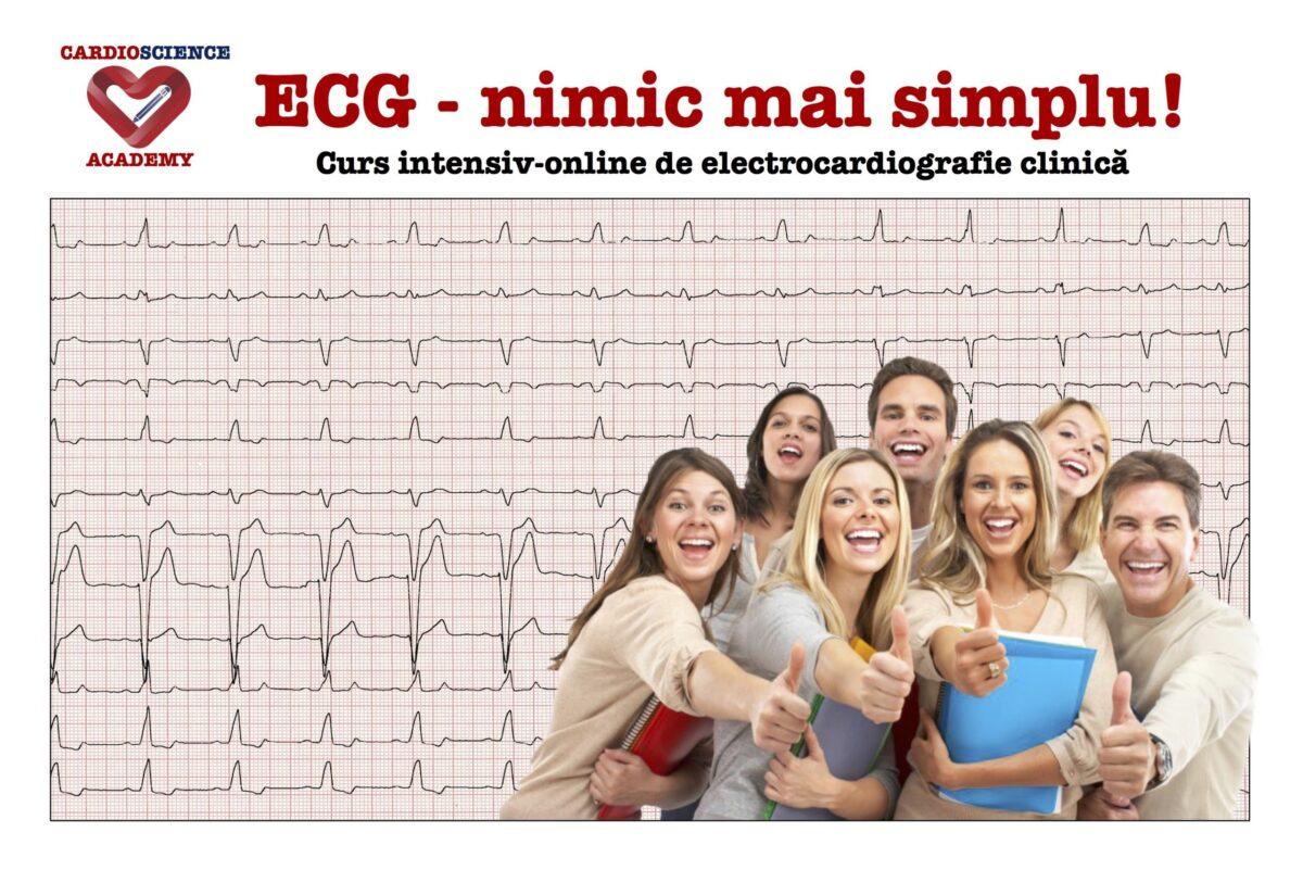 Curs de electrocardiografie -Esențialul în electrocardiografie